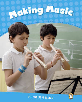 Level 1: Making Music CLIL (BOK)