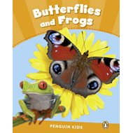 Level 3: Butterflies and Frogs CLIL (BOK)