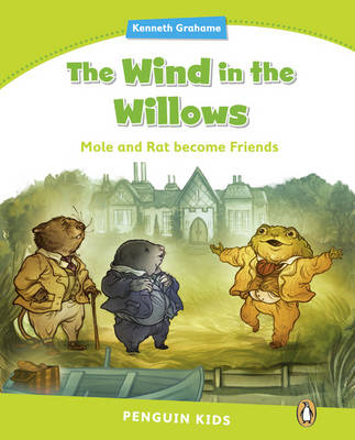 Level 4: The Wind in the Willows (BOK)