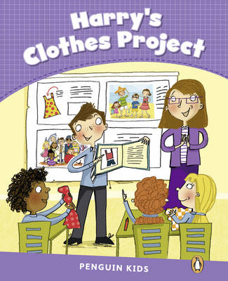 Level 5: Harry's Clothes Project CLIL (BOK)
