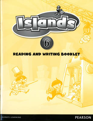 Islands Level 6 Reading and Writing Booklet (BOK)