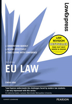 Law Express: EU Law (revision Guide) (BOK)