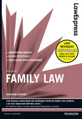 Law Express: Family Law (Revision Guide) (BOK)