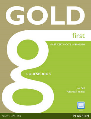 Gold First Coursebook and Active Book Pack (BOK)