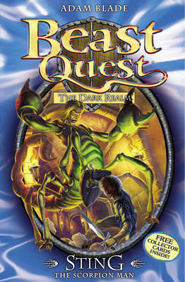 Beast Quest: Sting the Scorpion Man (BOK)