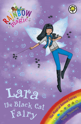 Lara the Black Cat Fairy (BOK)