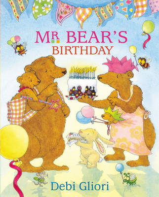 Mr. Bear's Birthday (BOK)