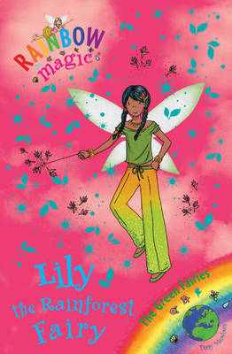 Lily the Rainforest Fairy (BOK)