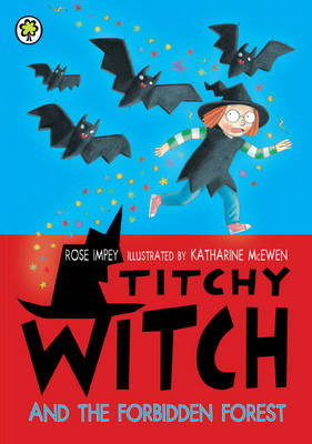 Titchy Witch and the Forbidden Forest (BOK)