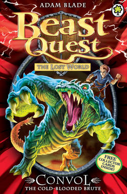 Beast Quest: Convol the Cold-blooded Brute (BOK)