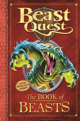 Beast Quest: The Complete Book of Beasts (BOK)