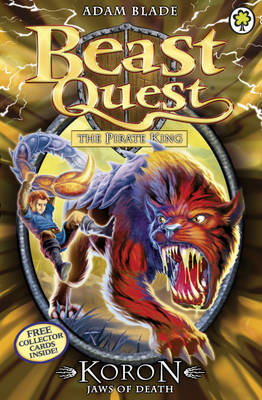 Beast Quest: Koron, Jaws of Death (BOK)