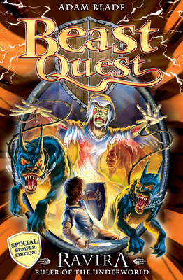 Beast Quest: Ravira Ruler of the Underworld (BOK)