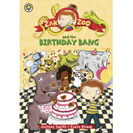 Zak Zoo and the Birthday Bang (BOK)