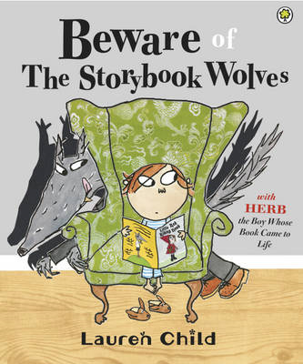 Beware of the Storybook Wolves (BOK)