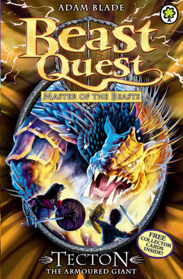 Beast Quest: Tecton the Armoured Giant (BOK)