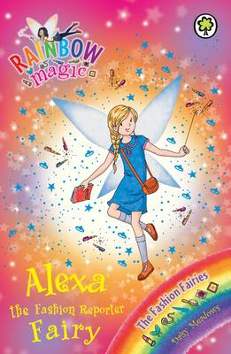 Alexa the Fashion Reporter Fairy (BOK)