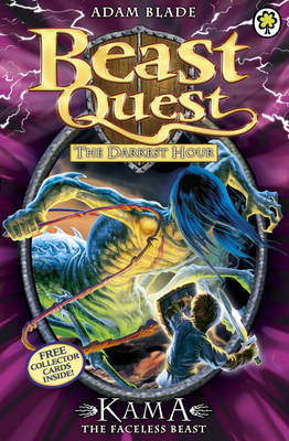 Beast Quest: Kama the Faceless Beast (BOK)