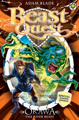 Beast Quest: Okawa the River Beast (BOK)