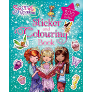 Sticker and Colouring Book (BOK)