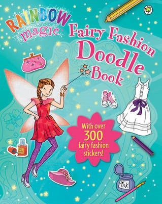 Rainbow Magic: Fairy Fashion Doodle Book (BOK)