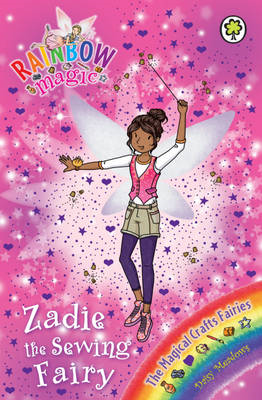 Zadie the Sewing Fairy (BOK)