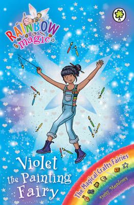 Rainbow Magic: Violet the Painting Fairy (BOK)