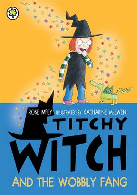 Titchy Witch And The Wobbly Fang (BOK)