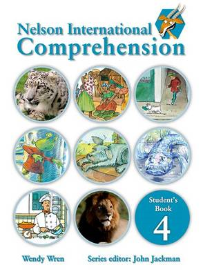 Nelson Comprehension International Student's Book 4: Egypt Version (BOK)