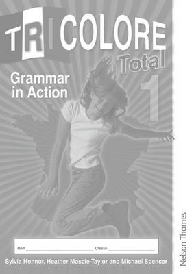 Tricolore Total 1 Grammar in Action Workbook (8 pack) (BOK)