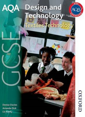 AQA GCSE Design and Technology: Textiles Technology (BOK)