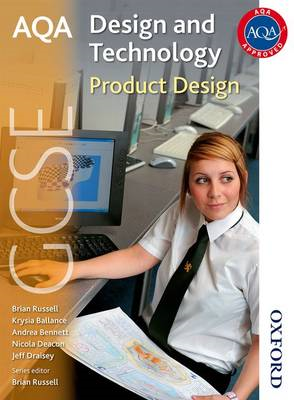 AQA GCSE Design and Technology: Product Design (BOK)