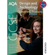 AQA GCSE Design and Technology: Electronic Products (BOK)