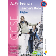 AQA GCSE French Higher Teacher Book (BOK)