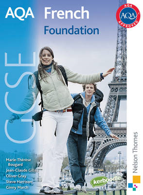AQA French GCSE Foundation: Student Book (BOK)