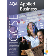 AQA GCSE Applied Business: Student's Book (BOK)