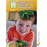 Children's Care, Learning & Development NVQ Level 2 (BOK)