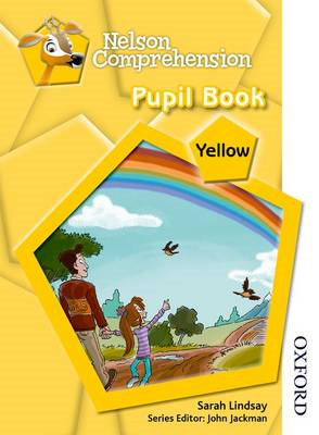 Nelson Comprehension Pupil Book Yellow (BOK)