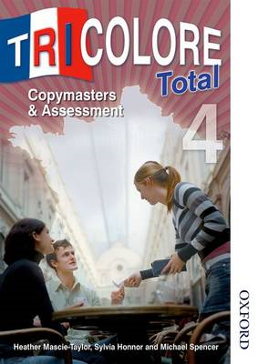 Tricolore Total 4 Copymasters & Assessment (BOK)
