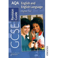AQA GCSE English and English Language Higher Revision Guide (BOK)