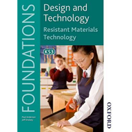 Design and Technology Foundations Resistant Materials Techno (BOK)