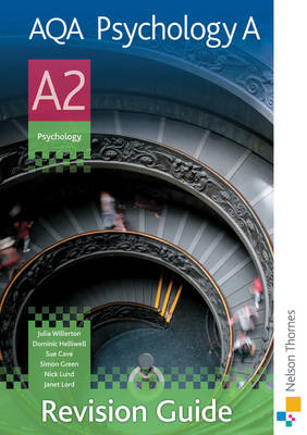 AQA Psychology A A2 Revision Guide (BOK)