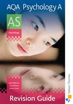 AQA Psychology A AS Revision Guide (BOK)
