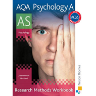 AQA Psychology A AS Research Methods Workbook (BOK)