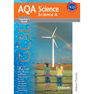 New AQA Science GCSE Science A Teacher's Book (BOK)