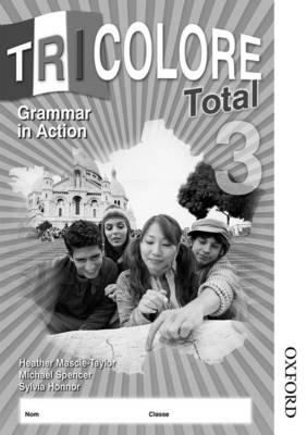 Tricolore Total 3 Grammar in Action Workbook Pack (BOK)