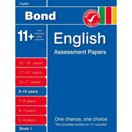 Bond English Assessment Papers 9-10 Years Book 1 (BOK)