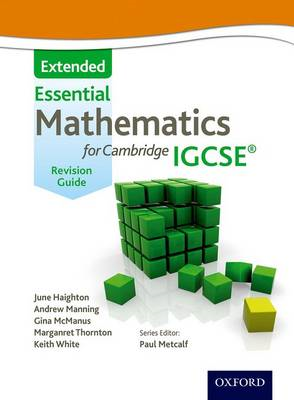 Essential Mathematics for Cambridge IGCSE Extended Revision (BOK)