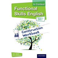 Functional Skills English In Context Construction Workbook E (BOK)