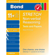 Bond Stretch Non-Verbal Reasoning Tests and Paapers Papers 1 (BOK)